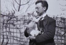 I gatti dei personaggi famosi o della storia