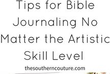 Illustrated Faith In Bible Journaling / Getting Started In Bible Journaling
