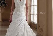 Say yes to the dress / Wedding dress ideas