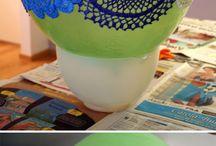 artesanato com bechiga de encher