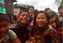 Local people / Come meet the always smiling and welcoming Cambodian peoples :-)