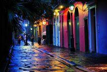 Beautiful Buildings & Streets