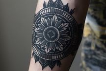 Tattoo ideas / Mandalas