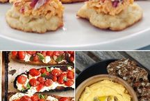 Go-To Appetizer Ideas