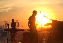 Bastille en el Lollapalooza Argentina