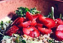 Healthy meals / Healthy meals, salads, snacks