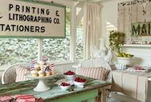 Back Porch Craft Room