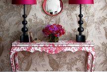 Einrichtungs Ideen mit Verbindung zu Vintage / Verschiedene Design / Deko / Einrichtungsideen für Zuhause Vorallem mit einer Mischung aus Vintage und modern