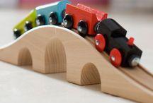 Natural toys for children / Toys