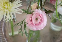 Vintage Wedding Floral Designs  / Vintage elements used to create that vision of your dreams - with vintage jewellery, decorative piece, linens and printed pieces.