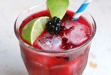 Ahhhh....Summer Drinks