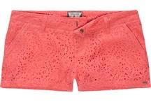 Bottoms: Shorts