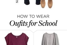 school outfits❤
