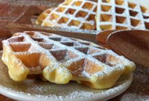 Ricetta Waffles
