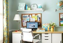 Home Office / by Stepfanie Cuevas