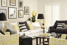 Sárga otthon/ yellow home