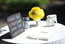 weddings/parties / by Jennette K