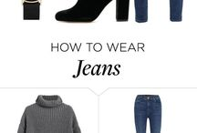 { Fall/Winter Outfits }