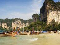 Thailand! / by Jennifer Fleischer