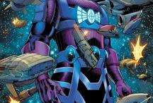 Comic Art - Galactus