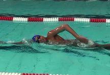 Apprendre à mieux nagé