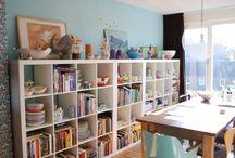 KIDS' rooms / by Angela Spyrou