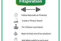 Fitness Board / #NaturadeFit / by Jean Carlisle