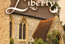 """Love's Liberty / Illustrations and inspirations for my short Regency romance Love's Liberty. """"Julia Clemence knew that personal freedom was just as important as political or state freedom. Now she had to convince the man she loved and her family that she was right--and gain for herself the freedom to love."""" For more information, go to: http://www.lesleyannemcleod.com"""