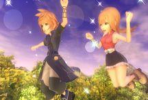 Sora, de Kingdom Hearts, estará en World of Final Fantasy