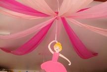 balerinás szülinapi buli