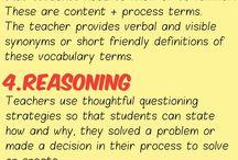 Visible teaching