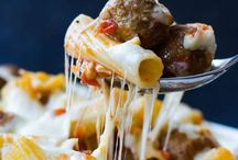 Hungry for Meatball Pasta