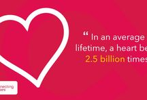 World Heart Day / World Heart Day is celebrated each year on the 29th of September to raise awareness around the globe that heart disease and stroke are the world's leading causes of death, claiming 17.3 million lives each year.