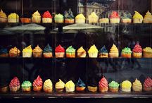 Crazy for cupcakes / by Tina Fichtel