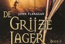 boekverslag / de grijze jager deel 4 - john flanagn