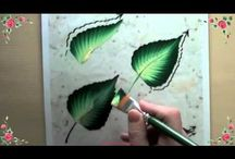 technique painting