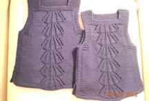 Baby Knitting - Girl