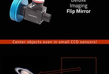 Astrophotography accessories