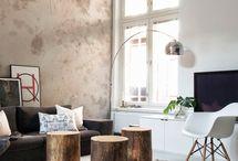 Wood Log Decor Ideas