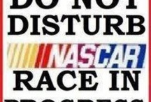 NASCAR / Let's go racing, boys! / by Nancy Nale