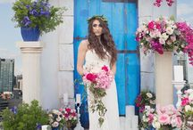 Wedluxe - Channel Your Inner Greek Goddess