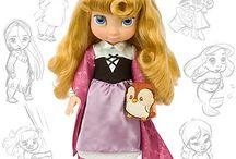Disney Princess Animators Collection