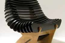 project chairs / by Christine Castaldo