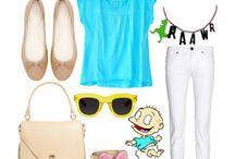 How to dress like