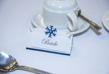 Stationary / Ideas for your special day's name tags, seating plans and more.