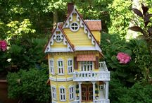 Дом краска