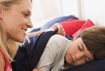 KID: bedtime/morning routine