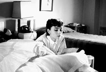 Audrey. / Audrey Hepburn / by Molly Kennedy