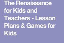 Renaissance for kids