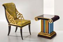 Capri collection / Rozzoni Mobili d'Arte. Made in Italy. Design Statilio Ubiali